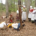 Macon captured by Cherokee (trailsinclivinghistory.com)